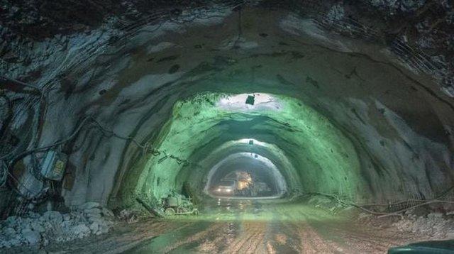 """""""İklim değiştiren"""" tünelde ışık göründü"""