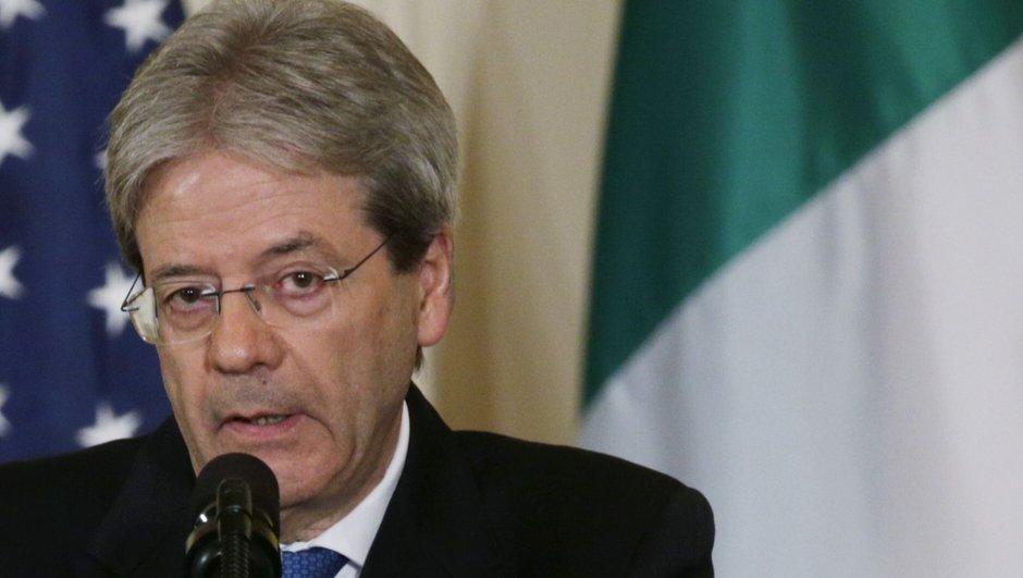 İtalya Başbakanı Gentiloni