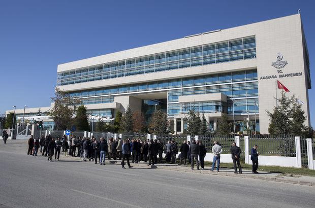 CHP'nin referandumun iptali için başvuracağı AYM'nin daha önceki kararları