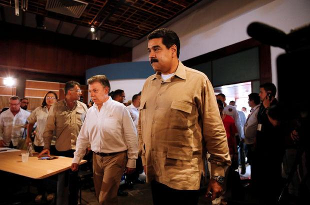 Maduro'dan Nobel ödüllü devlet başkanına tehdit: Tüm sırları açıklarım!
