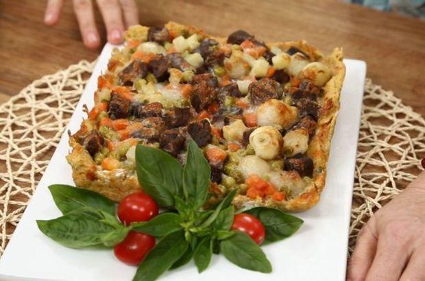 Falafel tart tarifi