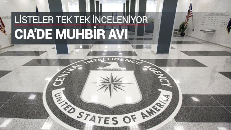 CIA içinde WikiLeaks muhbirlerine yönelik bir av başlatıldı.