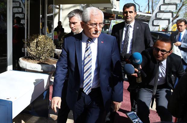 YSK Başkanı Sadi Güven'den referandum kararı açıklaması