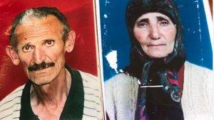 Trabzon'da karı koca 15 dakika arayla öldü