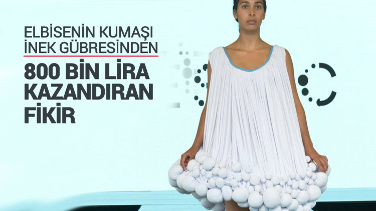 Moda sektörünün öncülerinden H&M, gübreden yapılan giysilere yatırım yapacak.