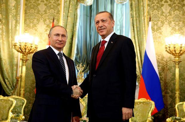 Kremlin, Erdoğan-Putin görüşmesi