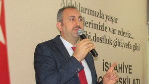 AK Partili Abdülhamit Gül'den çözüm süreci açıklaması