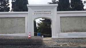 Edirnekapı'da 15 Temmuz Şehitliği