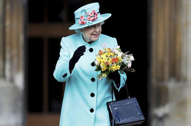 Kraliçe 2. Elizabeth 91 yaşına girdi