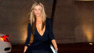 Joanna Krupa rüzgarın azizliğine uğradı
