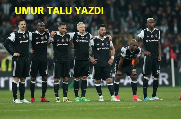 Umur Talu, Beşiktaş - Lyon maçını değerlendirdi