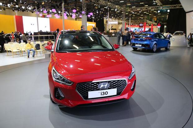 Hyundai I30 Istanbul Autoshow 2017 Hyundai I30 Fiyatları Ne Kadar