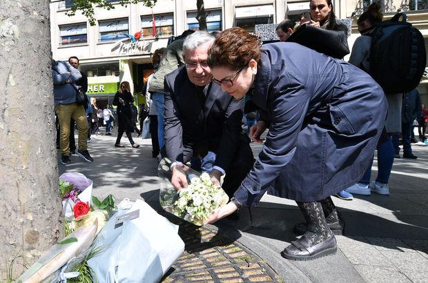 Şanzelize'deki saldırıyla ilgili Paris Büyükelçisi'nden flaş açıklama!