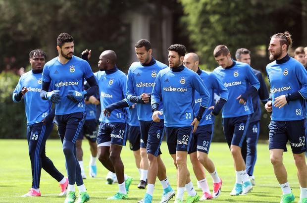 Fenerbahçe derbi hazırlıkları