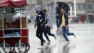 Meteoroloji'den 23 Nisan uyarısı