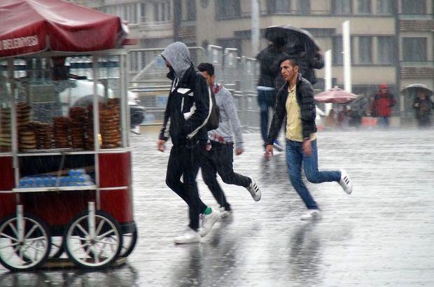 Meteoroloji gün verdi! Soğuk hava, kar, fırtına...