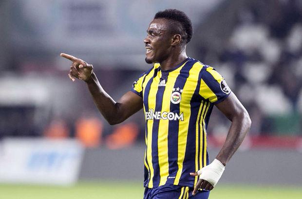Emmanuel Emenike Fenerbahçe
