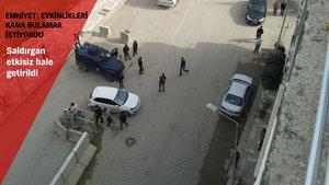 Suruç'ta bombalı saldırı