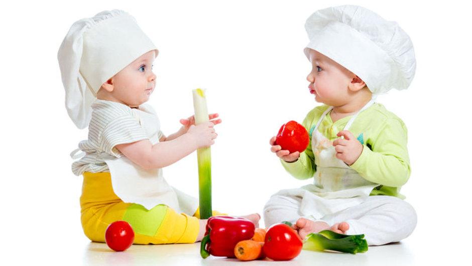 Bebeklere sebze sevdirmenin yolları