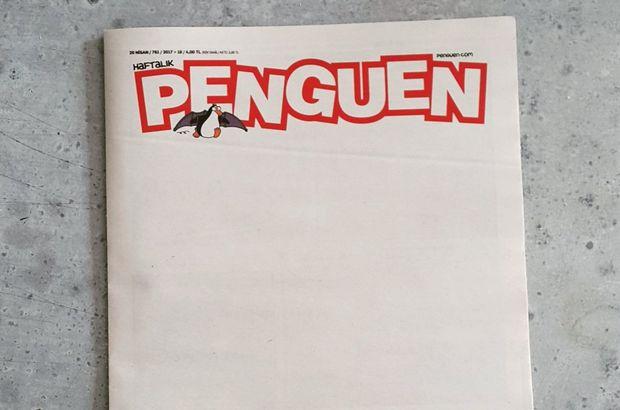 Mizah dergisi Penguen kapanıyor