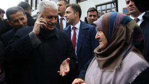 Başbakan Yıldırım, Erdoğan'la görüşmek isteyen vatandaşı kırmadı