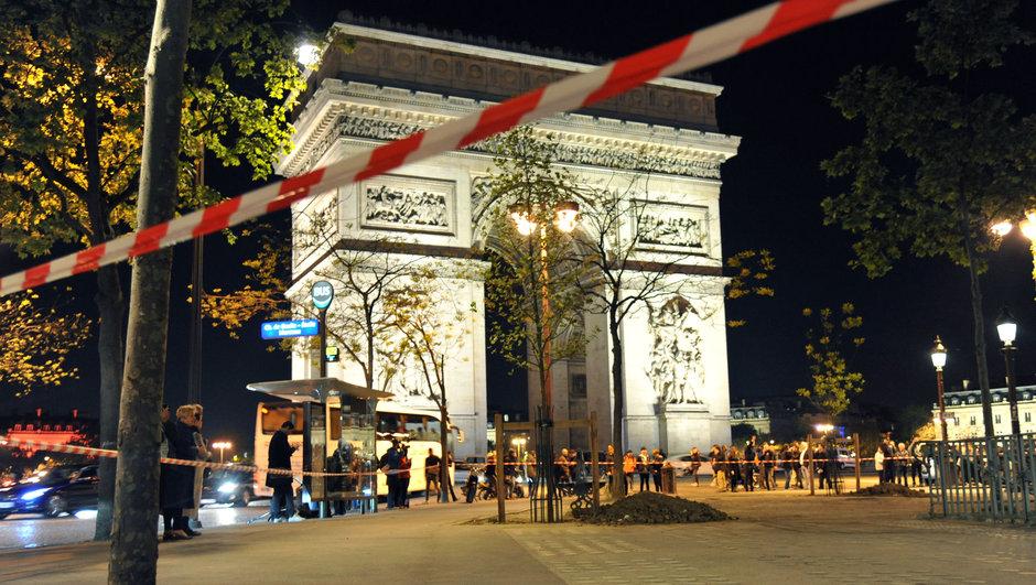 Fransa Paris saldırı