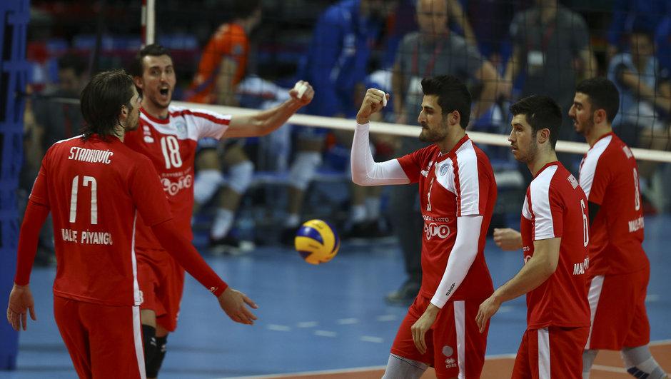 Maliye Piyango: 3 - İstanbul Büyükşehir Belediyespor: 0