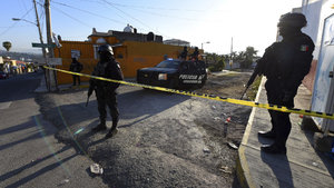 Meksika'da kanlı mart: 2 bin 20 cinayet