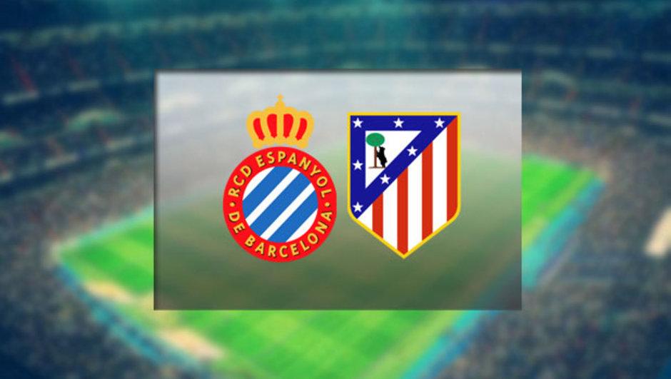 Espanyol - Atletico Madrid