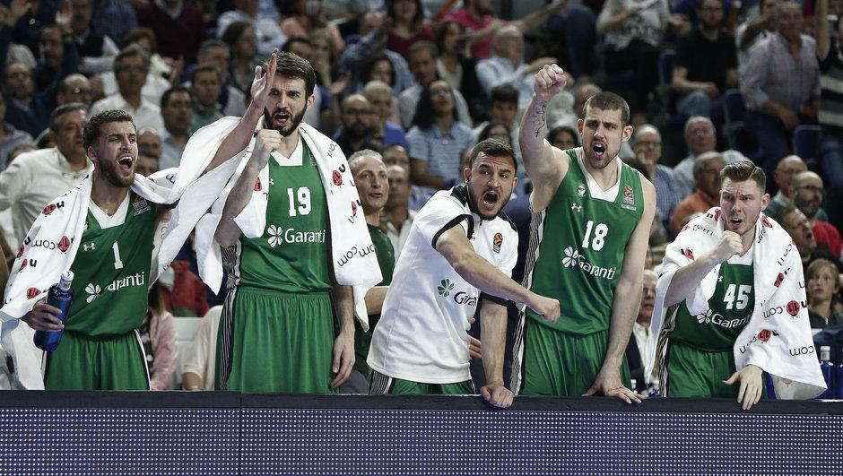 Real Madrid - Darüşşafaka Doğuş