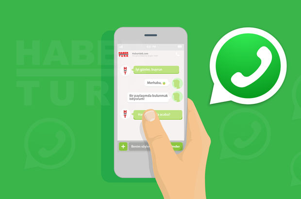 HABERTURK.COM Whatsapp hattı açıldı