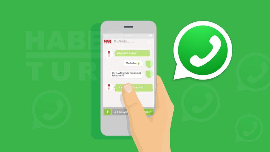 HABERTURK.COM Whatsapp hattı