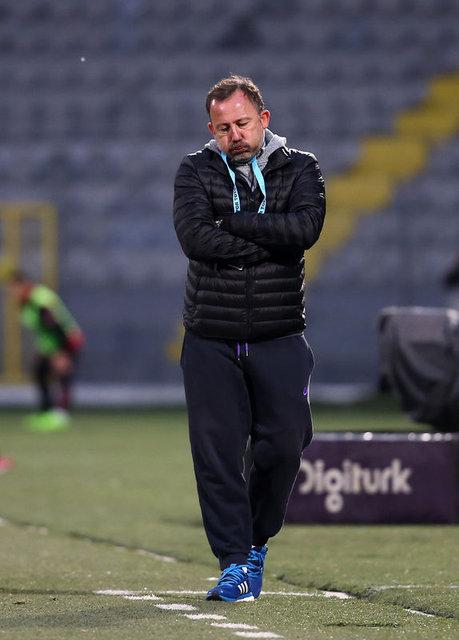 Sergen Yalçın Kayserispor'dan istifa etti...
