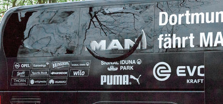 Borussia Dortmund otobüsüne yapılan saldırının arkasından yatırımcı hırsı çıktı