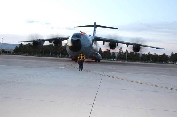 TSK'dan A400M ATLAS için açıklama!