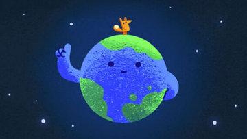 Google 'Dünya Günü'nü kutladı