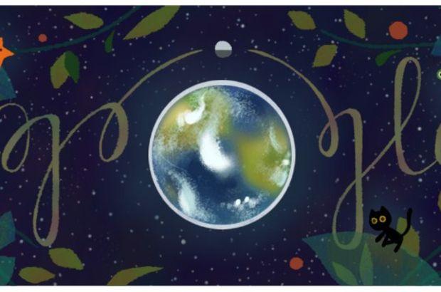 Google, Dünya Günü'nü unutmadı