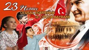 Genelkurmay Başkanlığı, 23 Nisan Bayramı'na özel afiş hazırladı