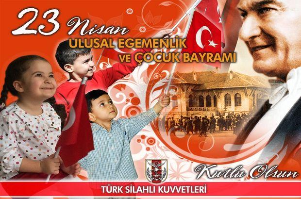 Genelkurmay Başkanlığı, 23 Nisan Bayramı'na özel afiş hazırladı (videolar)