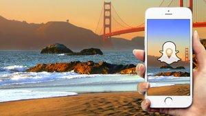 Snapchat Geofilters patentini satın aldı