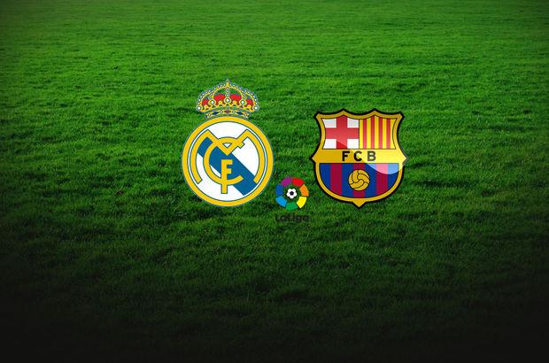 Real Madrid - Barcelona maçı ne zaman, saat kaçta, hangi kanalda? El Clasico