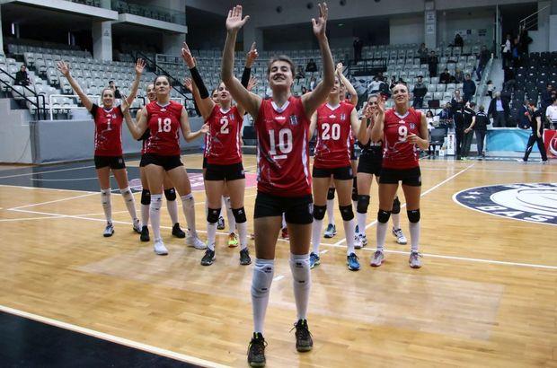 Beşiktaş: 3 - Bursa Büyükşehir Belediyespor: 2