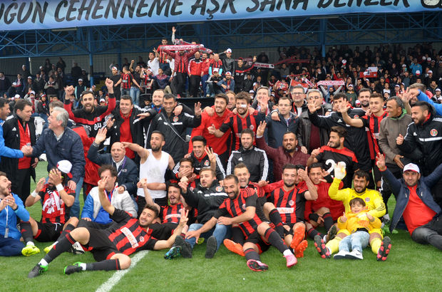 Turgutluspor 3. Lig'e çıktı