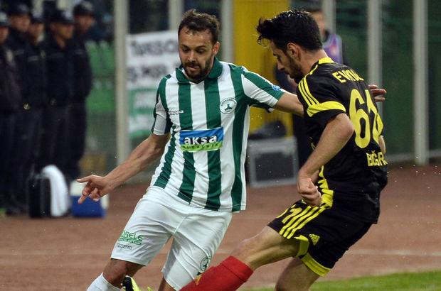 Giresunspor: 1 - Evkur Yeni Malatyaspor: 1
