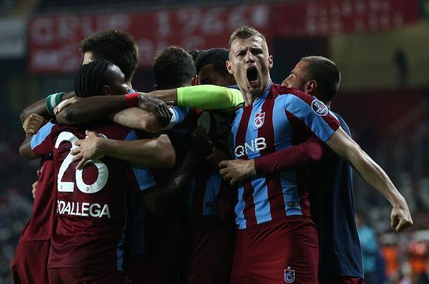 Antalyaspor - Trabzonspor   CANLI YAYIN