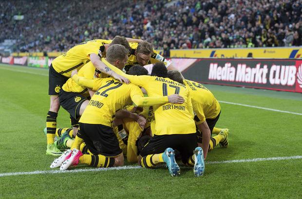 Borussia Mönchengladbach: 2 - Borussia Dortmund: 3
