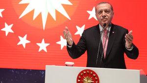 Erdoğan: 'Diktatör' diyorlar, varsın desinler. Sesimizi yükselteceğiz