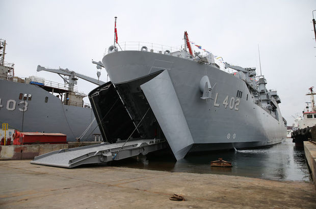 Donanma'ya 'Bayraktar' imzası