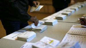 Fransa, cumhurbaşkanlığı seçiminin ilk turu için sandık başına gidiyor