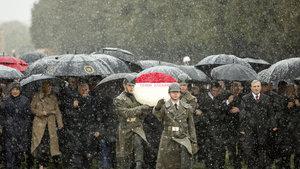 23 Nisan'ın ilk töreni Anıtkabir'de gerçekleştirildi